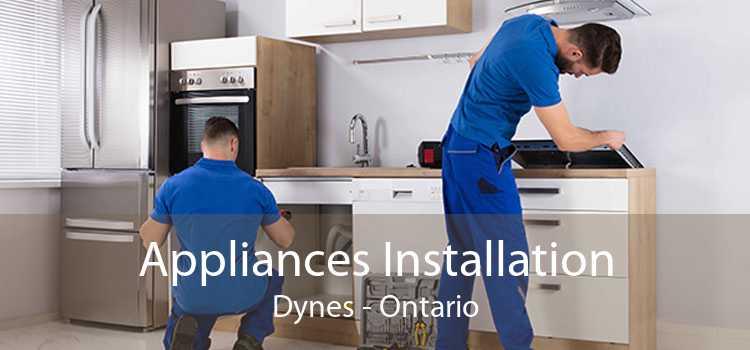 Appliances Installation Dynes - Ontario