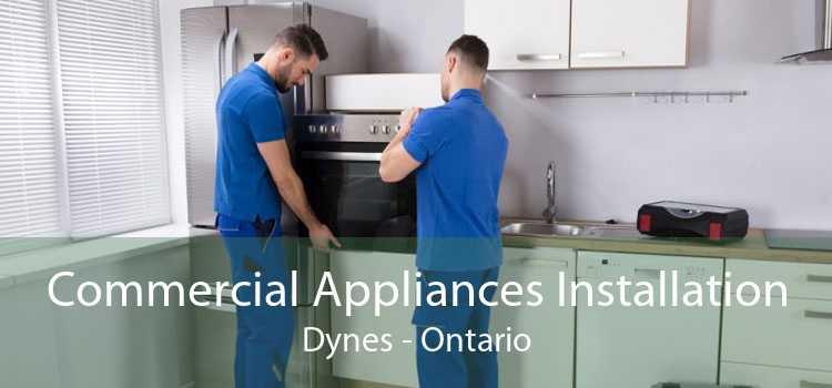 Commercial Appliances Installation Dynes - Ontario
