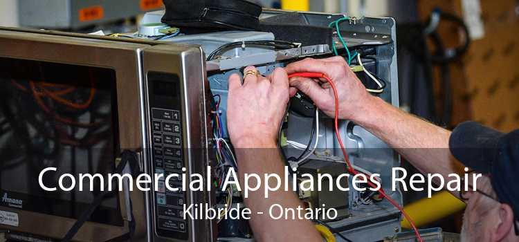 Commercial Appliances Repair Kilbride - Ontario