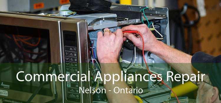 Commercial Appliances Repair Nelson - Ontario