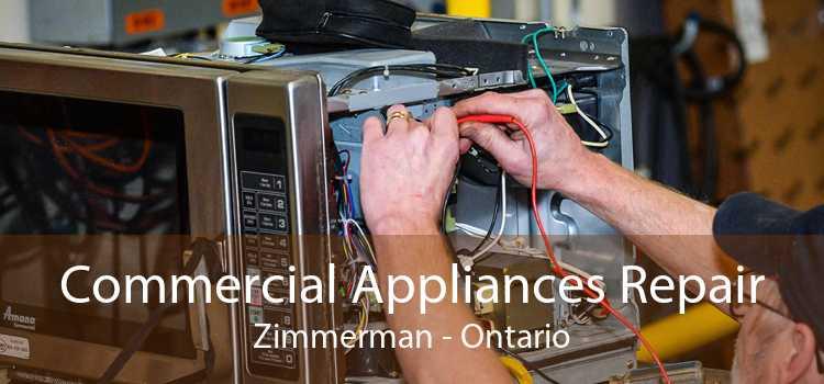 Commercial Appliances Repair Zimmerman - Ontario