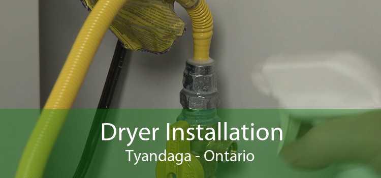 Dryer Installation Tyandaga - Ontario