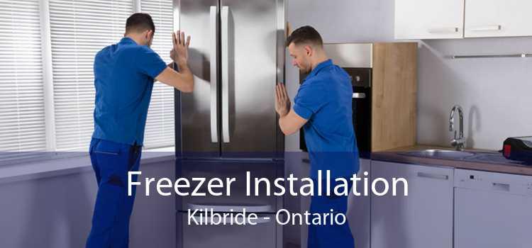 Freezer Installation Kilbride - Ontario