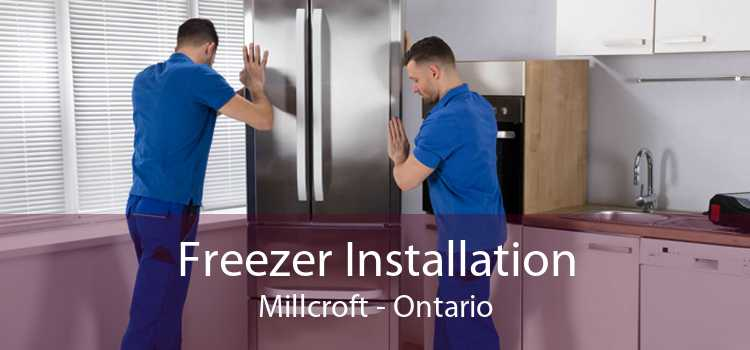 Freezer Installation Millcroft - Ontario