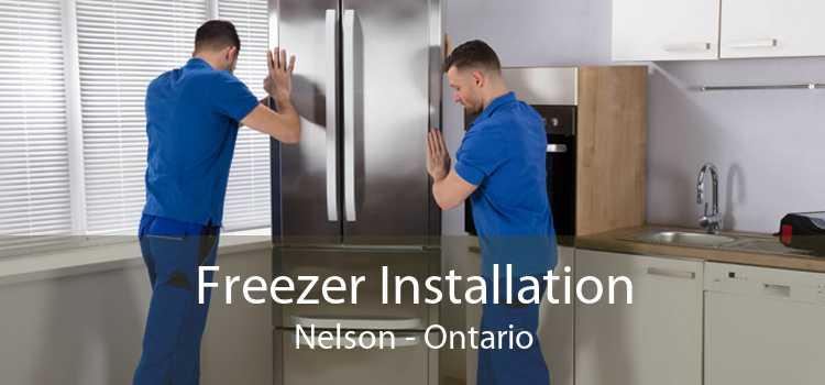 Freezer Installation Nelson - Ontario