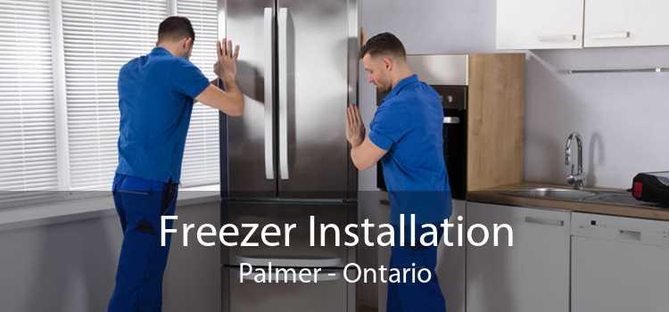 Freezer Installation Palmer - Ontario