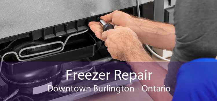 Freezer Repair Downtown Burlington - Ontario