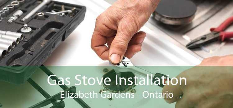 Gas Stove Installation Elizabeth Gardens - Ontario