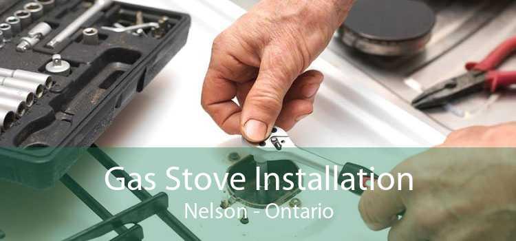Gas Stove Installation Nelson - Ontario
