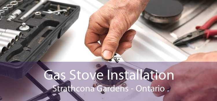 Gas Stove Installation Strathcona Gardens - Ontario