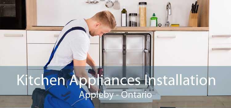 Kitchen Appliances Installation Appleby - Ontario