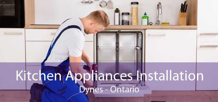 Kitchen Appliances Installation Dynes - Ontario