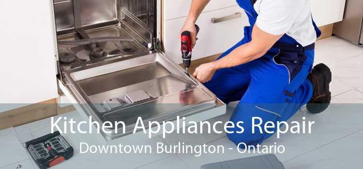 Kitchen Appliances Repair Downtown Burlington - Ontario