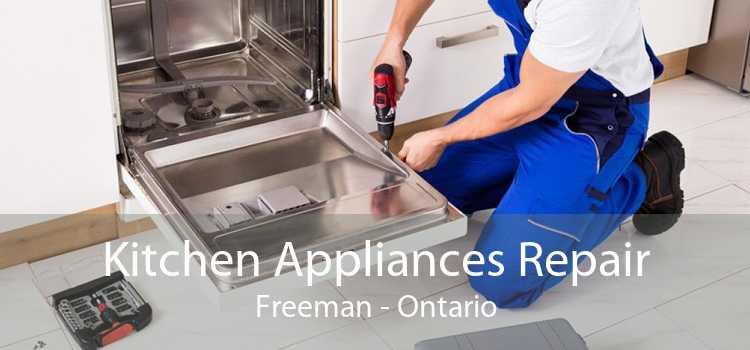 Kitchen Appliances Repair Freeman - Ontario