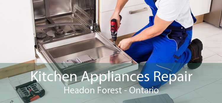 Kitchen Appliances Repair Headon Forest - Ontario