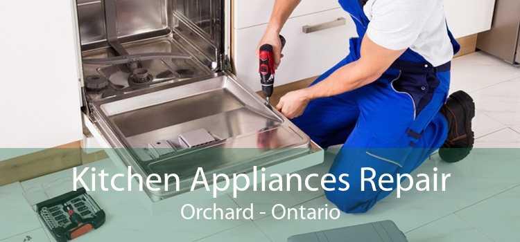 Kitchen Appliances Repair Orchard - Ontario