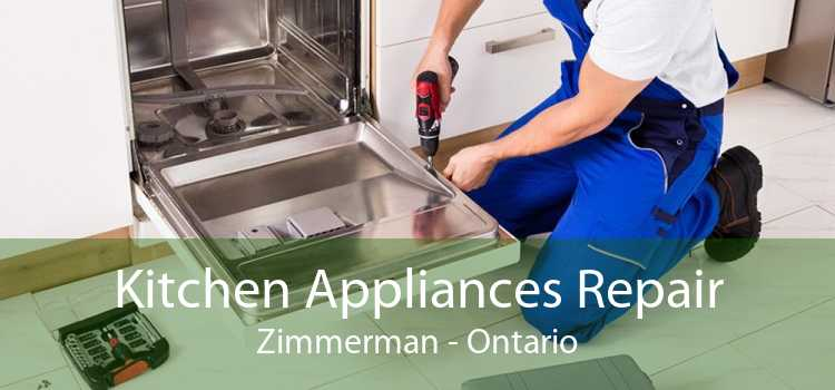 Kitchen Appliances Repair Zimmerman - Ontario