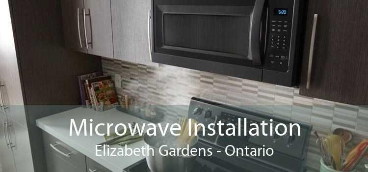 Microwave Installation Elizabeth Gardens - Ontario