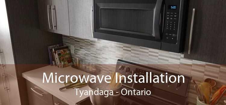 Microwave Installation Tyandaga - Ontario