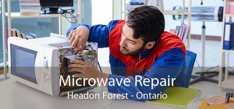 Microwave Repair Headon Forest - Ontario