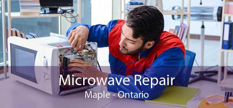 Microwave Repair Maple - Ontario
