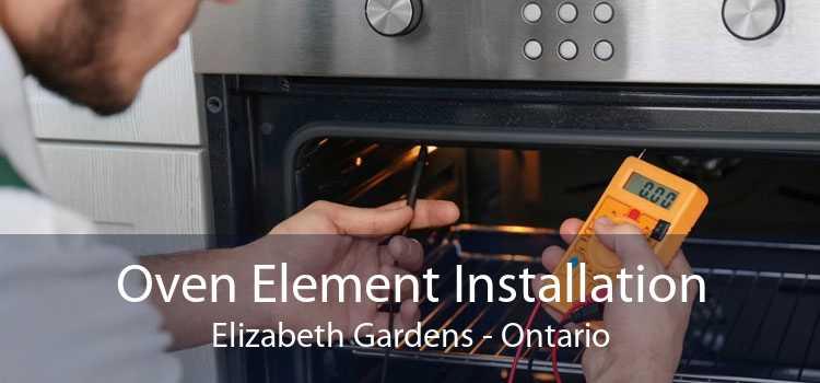 Oven Element Installation Elizabeth Gardens - Ontario