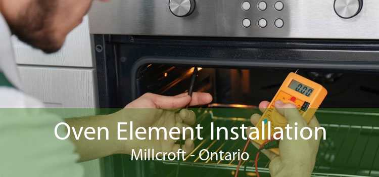 Oven Element Installation Millcroft - Ontario
