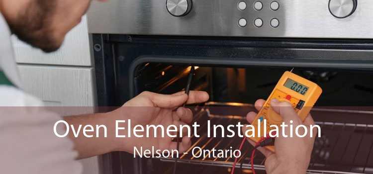 Oven Element Installation Nelson - Ontario