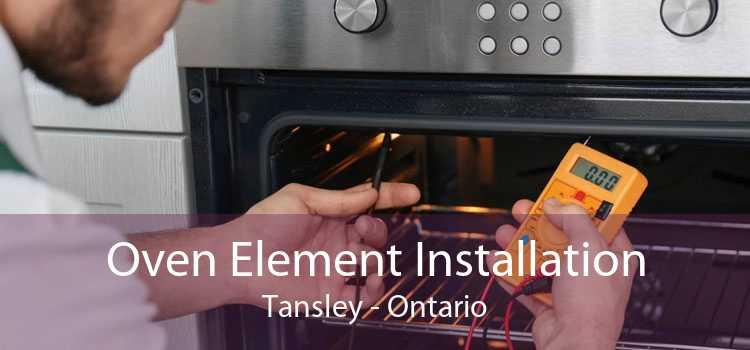 Oven Element Installation Tansley - Ontario