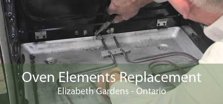 Oven Elements Replacement Elizabeth Gardens - Ontario