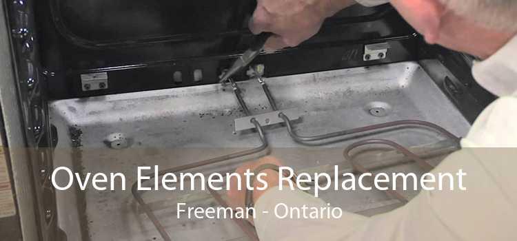 Oven Elements Replacement Freeman - Ontario