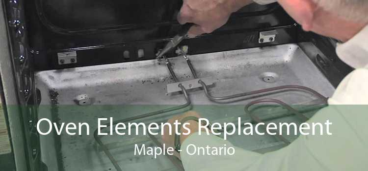 Oven Elements Replacement Maple - Ontario