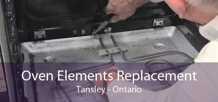 Oven Elements Replacement Tansley - Ontario