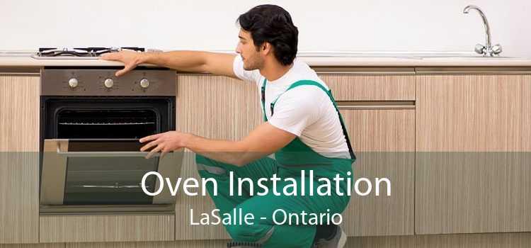 Oven Installation LaSalle - Ontario