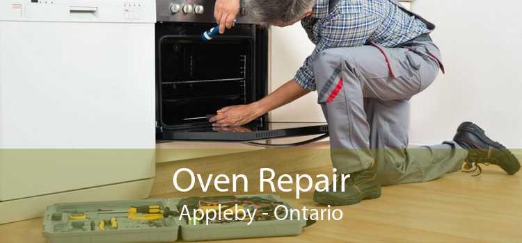 Oven Repair Appleby - Ontario