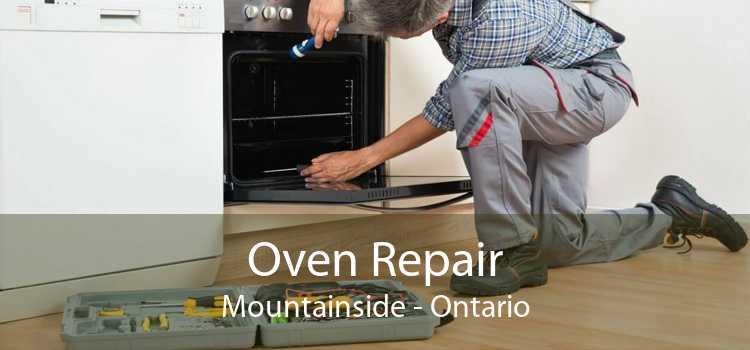 Oven Repair Mountainside - Ontario