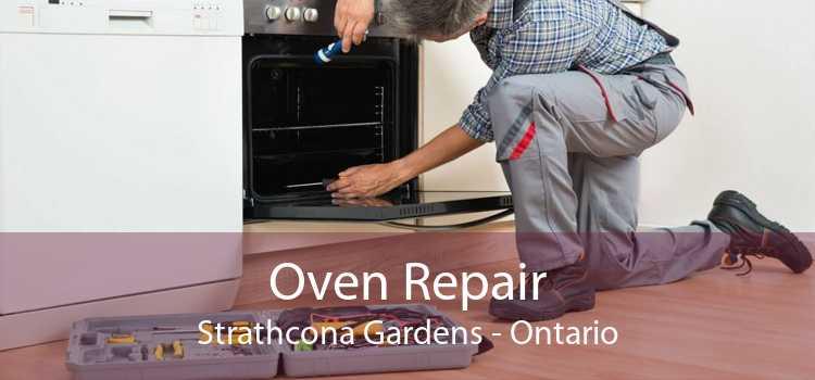 Oven Repair Strathcona Gardens - Ontario