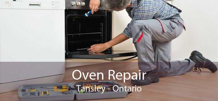Oven Repair Tansley - Ontario