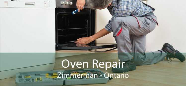 Oven Repair Zimmerman - Ontario