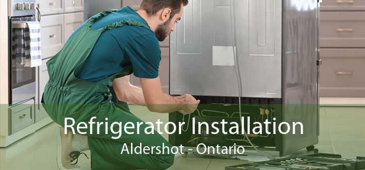 Refrigerator Installation Aldershot - Ontario