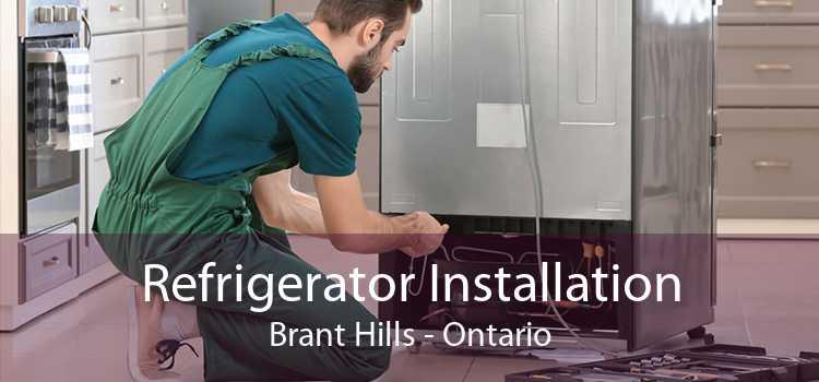 Refrigerator Installation Brant Hills - Ontario