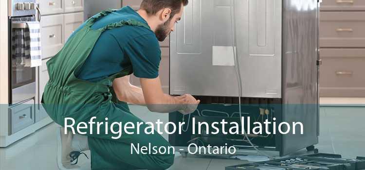 Refrigerator Installation Nelson - Ontario