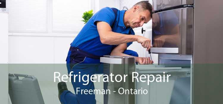 Refrigerator Repair Freeman - Ontario