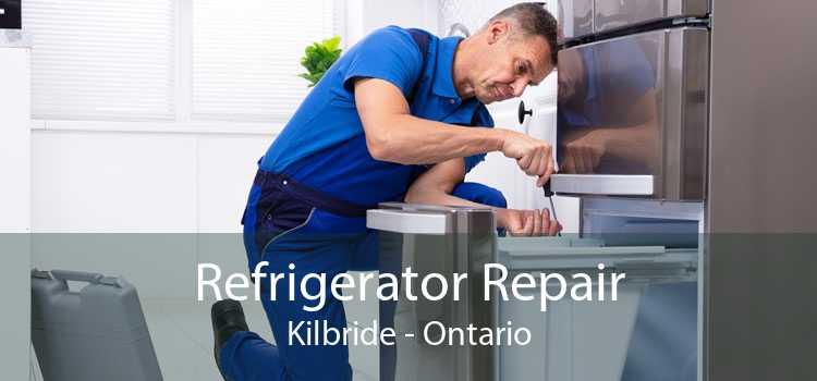Refrigerator Repair Kilbride - Ontario