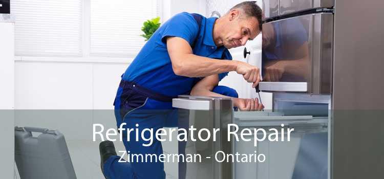 Refrigerator Repair Zimmerman - Ontario