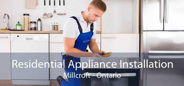 Residential Appliance Installation Millcroft - Ontario