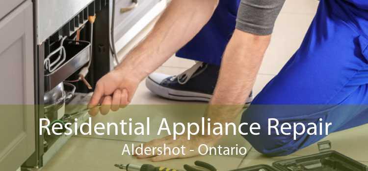 Residential Appliance Repair Aldershot - Ontario