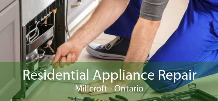 Residential Appliance Repair Millcroft - Ontario