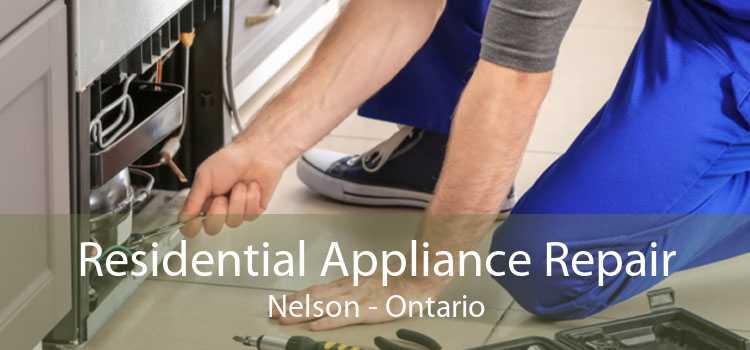 Residential Appliance Repair Nelson - Ontario