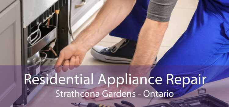 Residential Appliance Repair Strathcona Gardens - Ontario